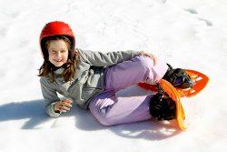 ciaspolate con i bambini in piemonte valli di lanzo
