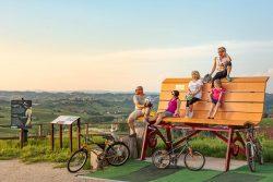 Scopriamo lepanchine giganti in Monferrato con i bambini