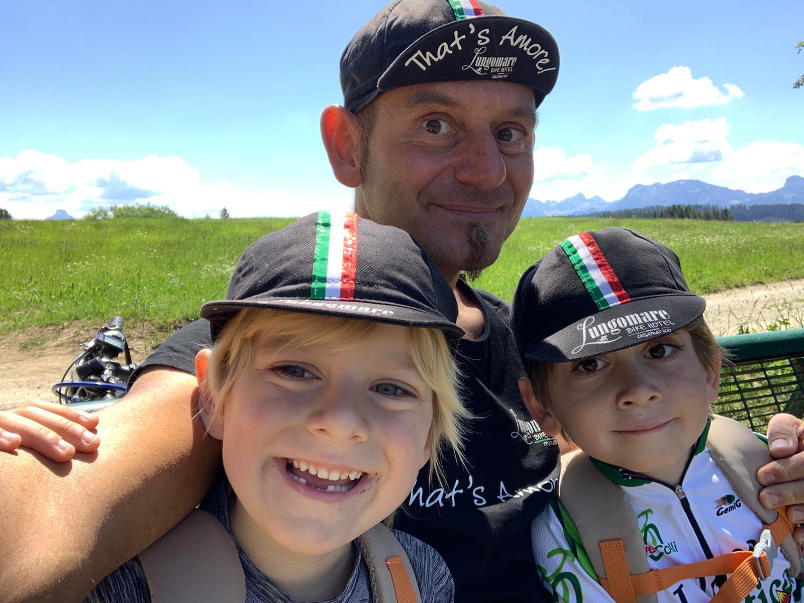 Bike & Family