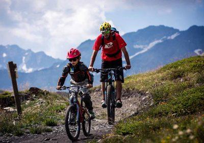bike park la thuile valle d'aosta