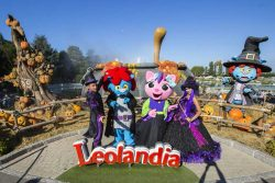 Parco tematico Leolandia Halloween 2021